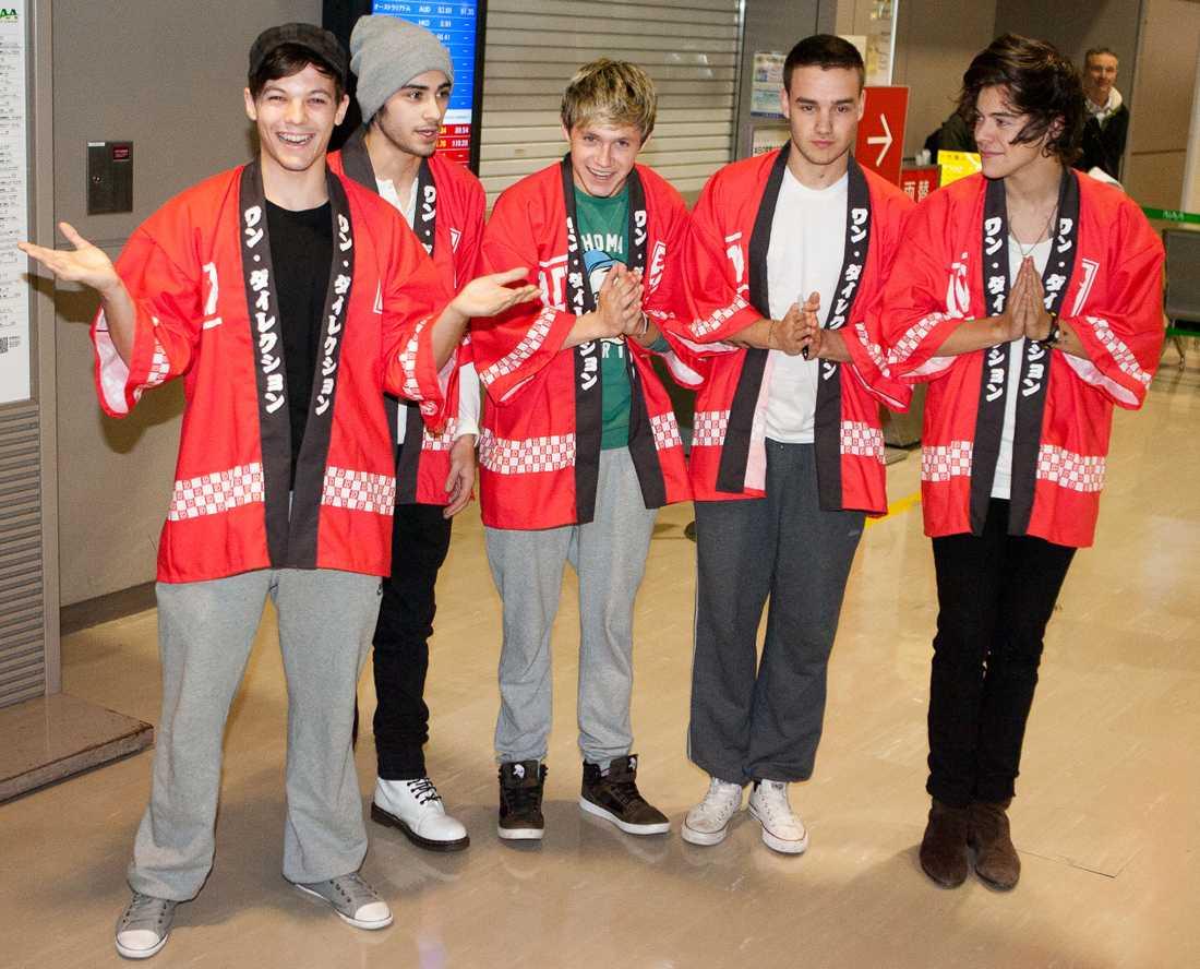 Harry i Japan