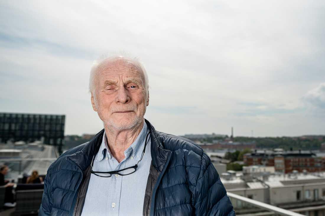 I 25 år har Börje Erdtman jobbat med välgörenhet.