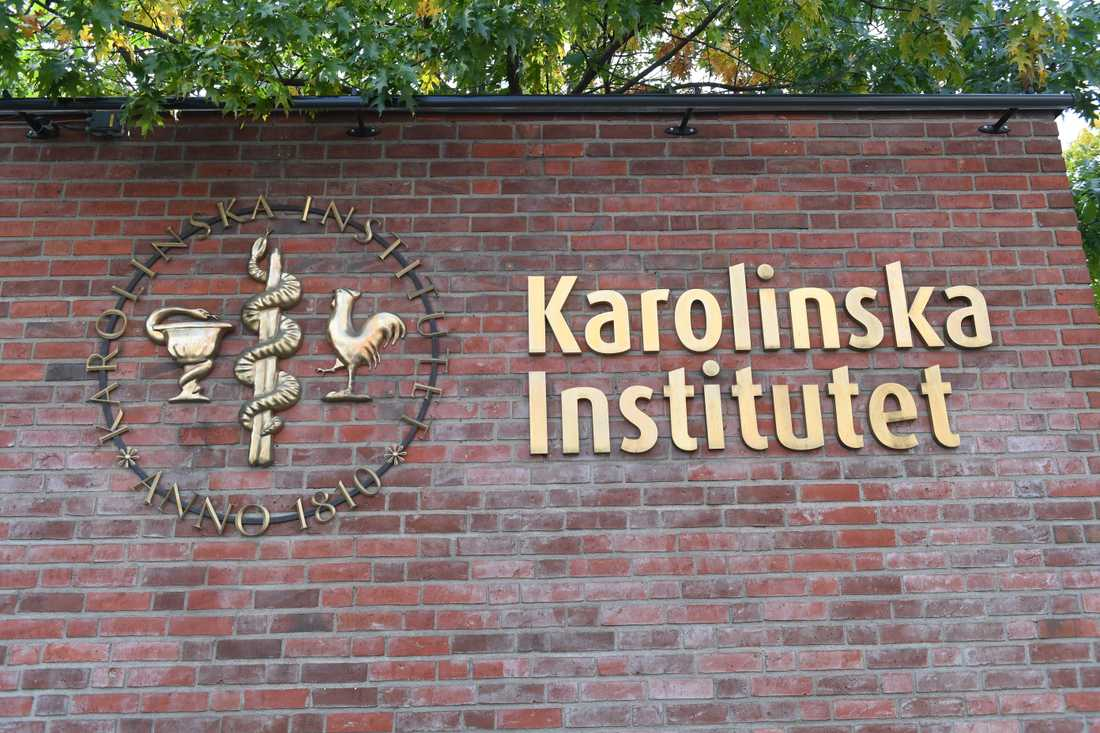 Karolinska institutet. Arkivbild.