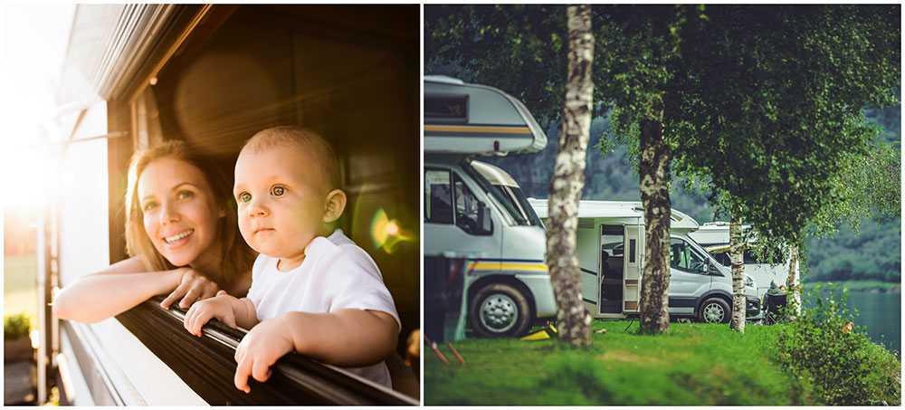 Här är Sveriges mest populära ställplatser och husbilsplatser.
