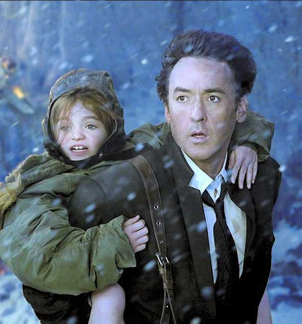 """Lily Morgan och John Cusack i """"2012."""""""