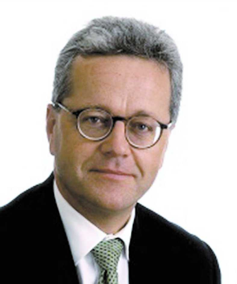 Hans Gidhagen, 54, Svenskt näringsliv: – Göran Tunhammar får stå för kommentarer från styrelsen.