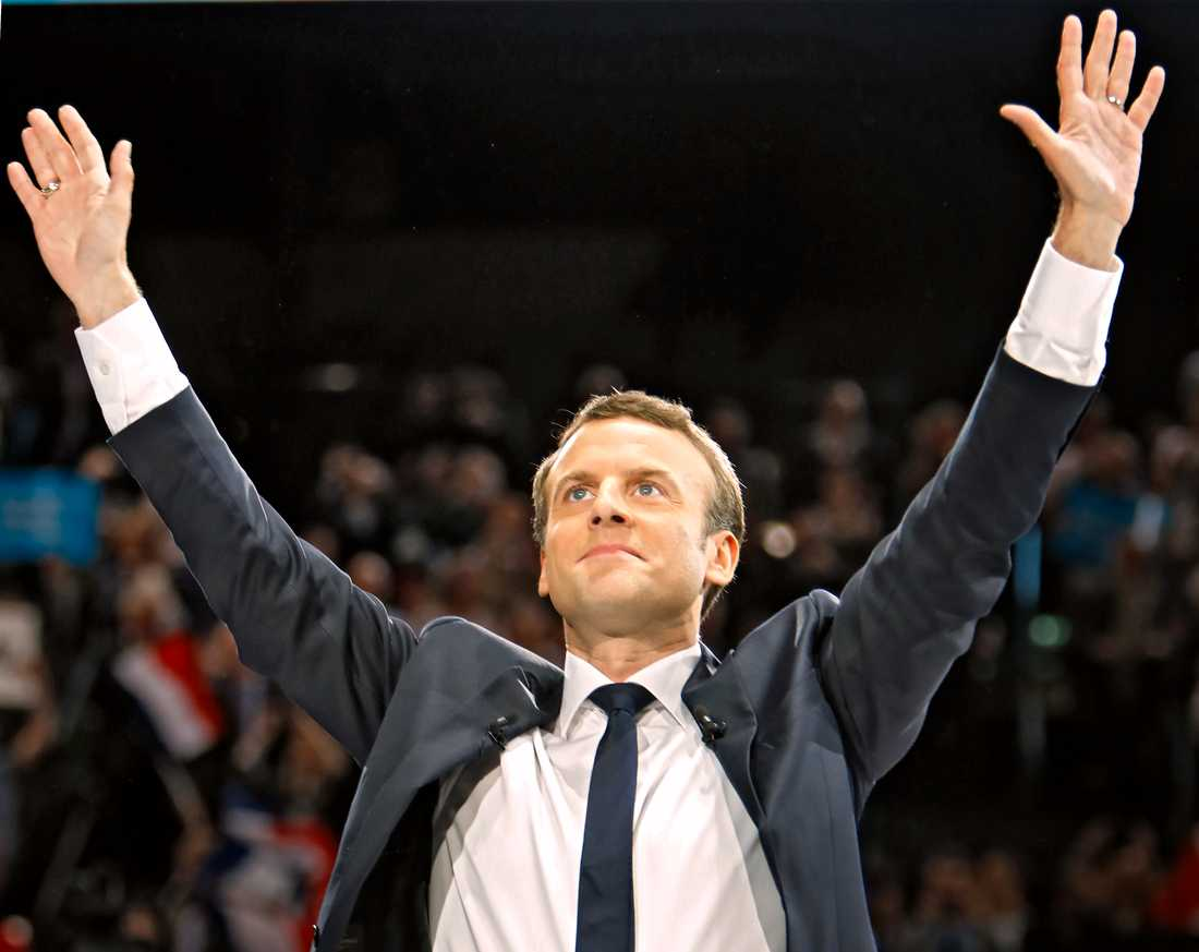 I den avgörande rundan, som äger rum den 7 maj, räknar spelarna med att Macron kommer stå som segrare.