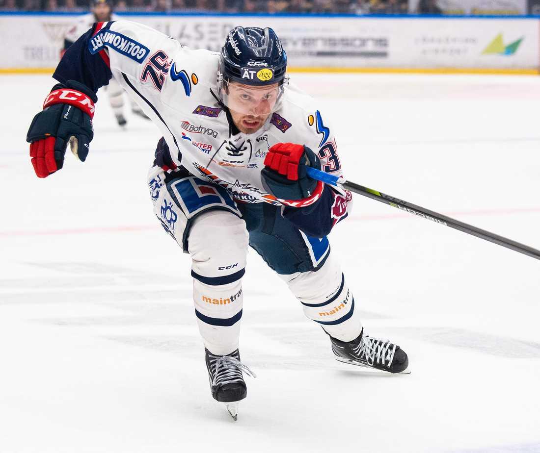 Nu är det klart att Lukas Bengtsson lämnar Linköping för spel i KHL.