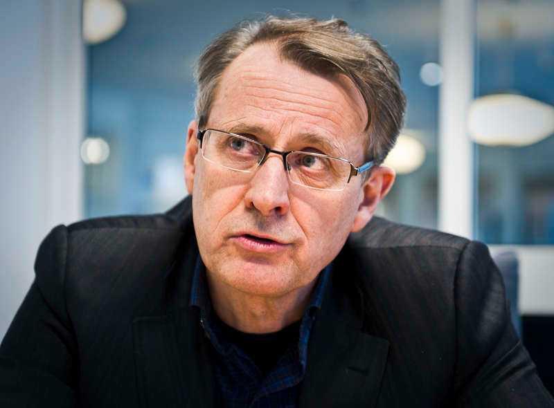Utredaren Anders Sundström
