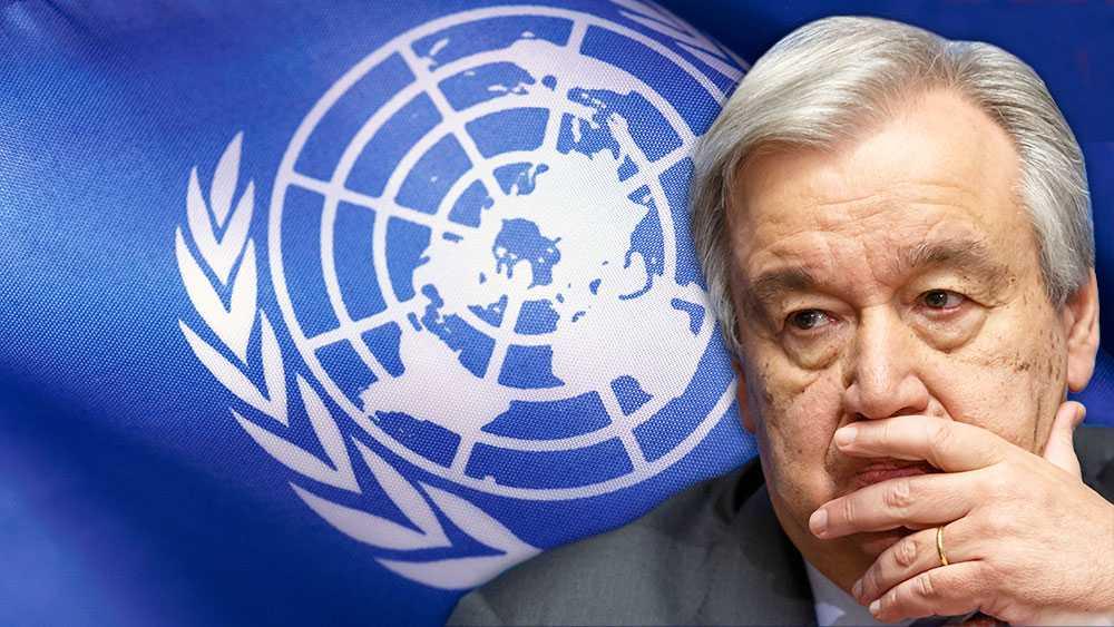 Pandemin, så hemsk som den är, måste vara ett uppvaknande som uppmanar alla politiska ledare att förstå att våra förutsättningar och tillvägagångssätt måste förändras och att uppdelningen är en fara för alla, skriver  António Guterres, generalsekreterare för Förenta Nationerna.