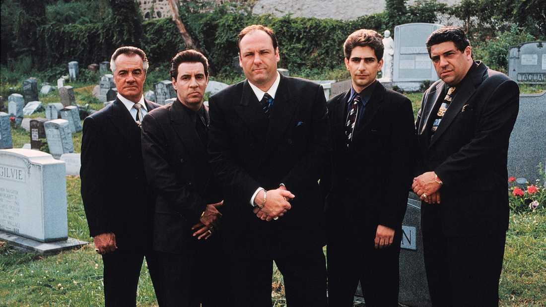 """The Sopranos""."