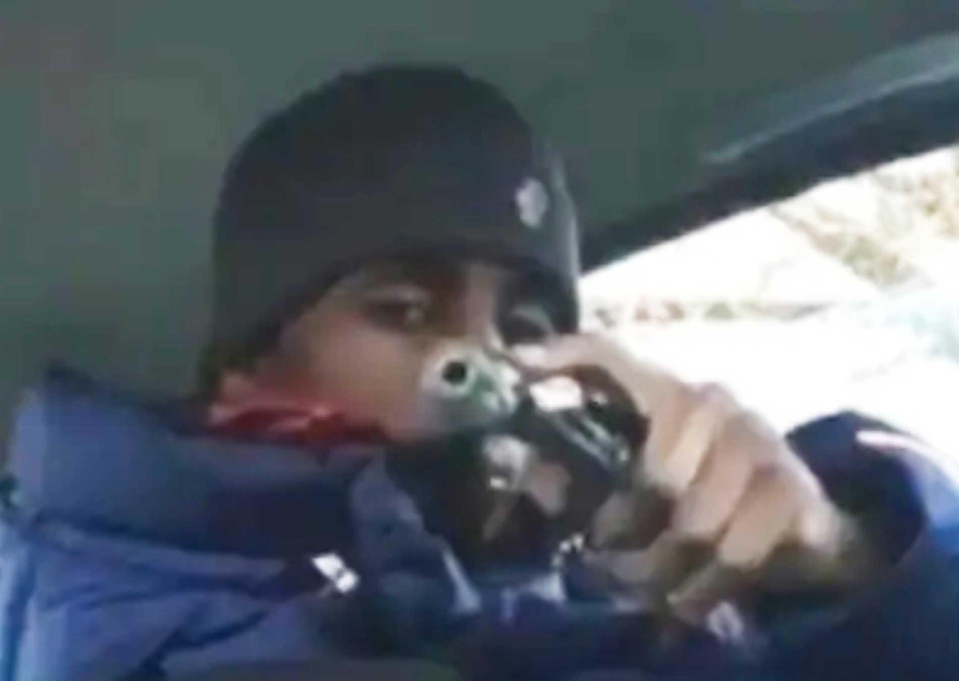 Mohamed Ali, 22, ledare i gänget Dödspatrullen sköt den 25 juni 2019 ihjäl två Shottaz-medlemmar då de satt i en svenskregistrerad bil i Herlev utanför Köpenhamn.