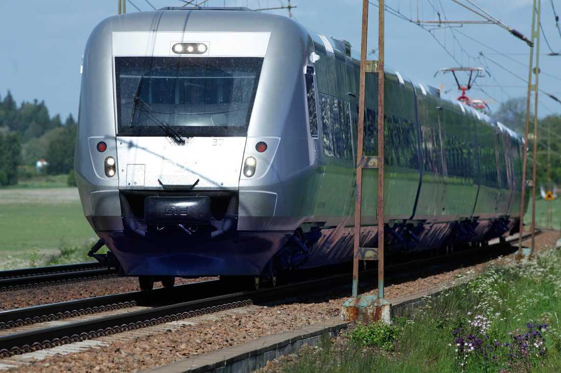 SJ har beställt 20 stycken SJ3000-tåg till en kostnad av över två miljarder kronor.