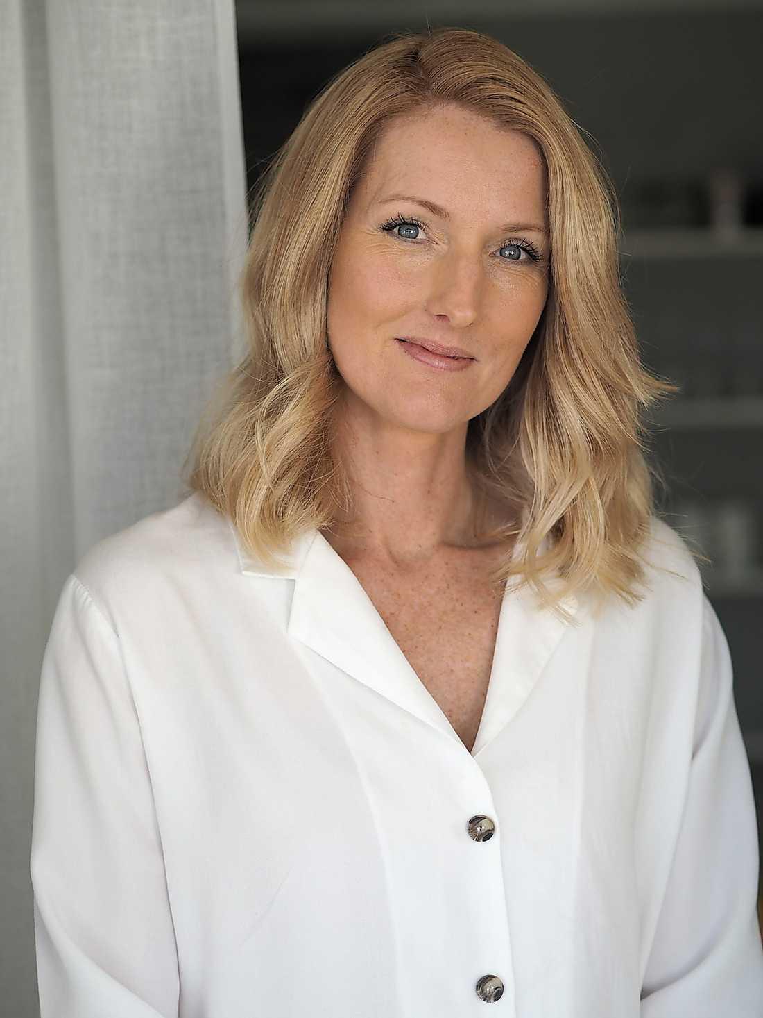 Eva-Lena Rylander, stylist.