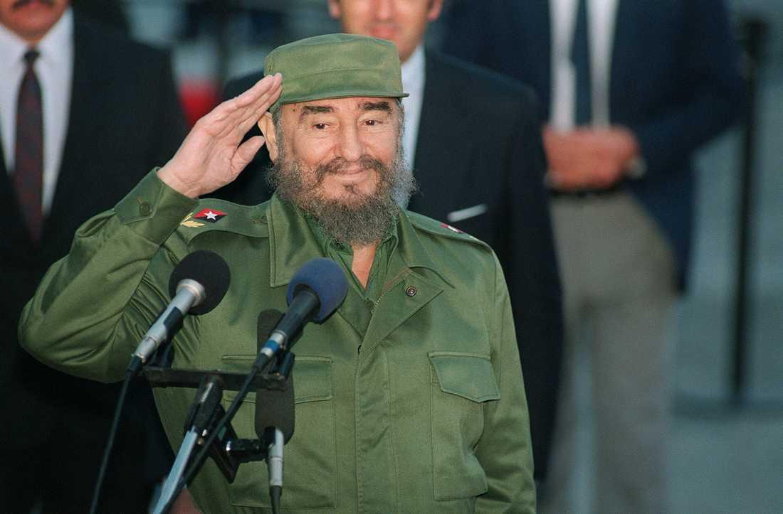 Kubas tidigare ledare Fidel Castro ville inte ha något monument uppfört efter sig.