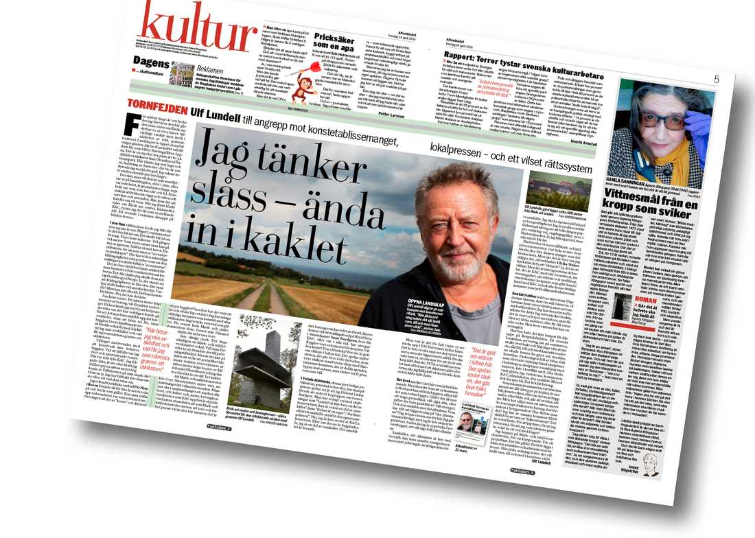 Aftonbladet kultur 14 april