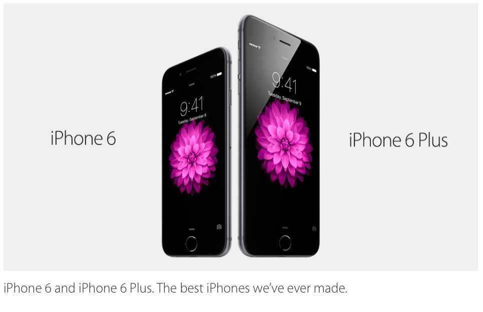 Nya Iphone 6 – med superskärm och rörelseprocessor. Dessutom har den bättre batteri – som nog många väntat på.