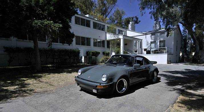 Här är Steve McQueens Porsche 911 Turbo.