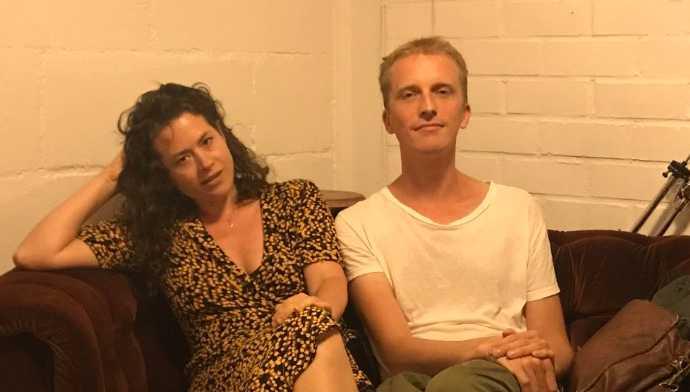 Liv Strömquist och Ola Söderholm.