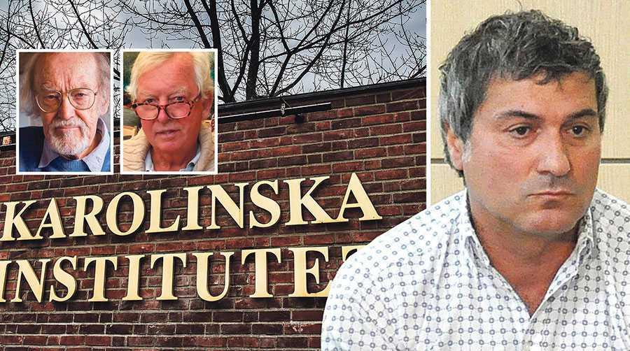 Få hade noterat Macchiarinis sista bluff om inte två forskare anmält hans studie, skriver Bertil Torekull och Dag Lundberg.