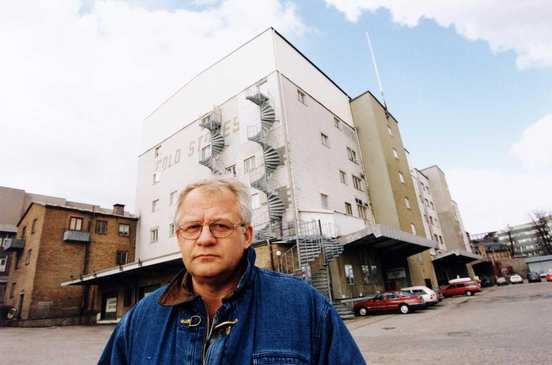 Anders Carlberg, grundare av Fryshuset i Stockholm har avlidit.