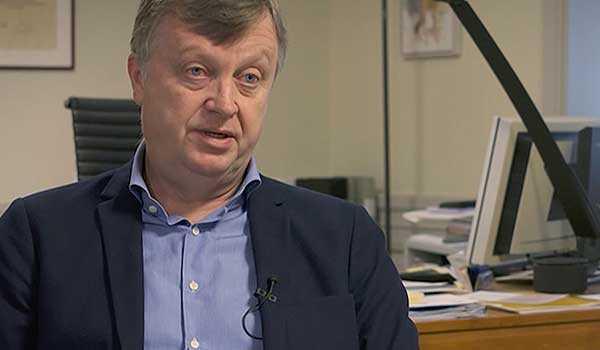 Björn Andersson, Statens fastighetsverk
