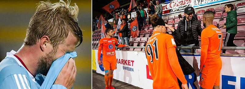 Emil Johansson är kritsik till AFC:s flytt.