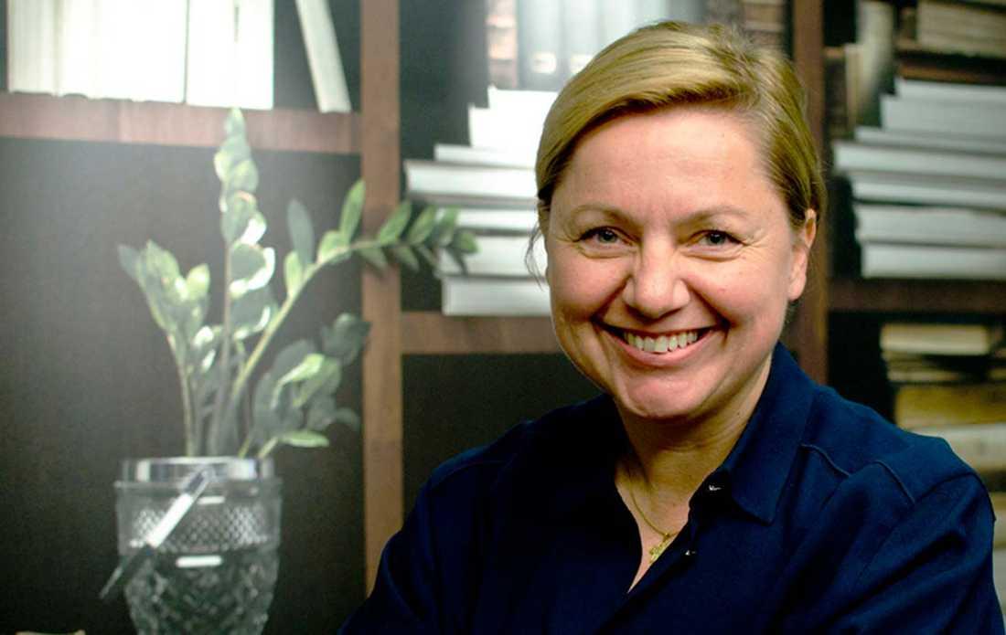 Åsa Sjöberg.