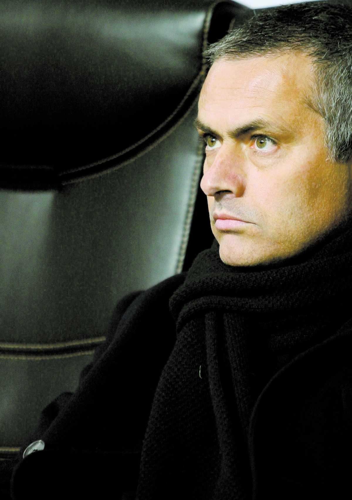 Mourinho lyckas alltid utvinna total koncentration ur sina spelare.