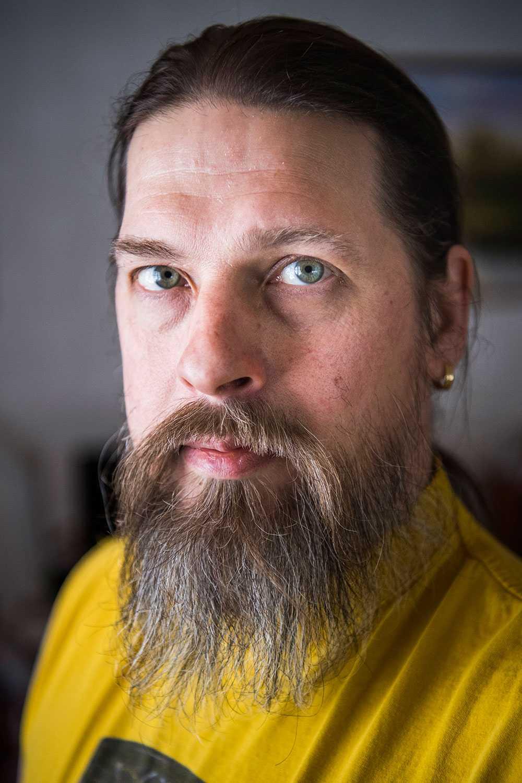 """Nu hyllas pappa Björn av polisen: """"Det är tack vare hans rådiga sätt att följa efter som vi lyckades vi gripa gärningsmannen""""."""