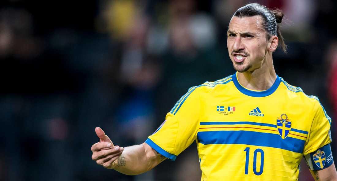 """Zlatan Ibrahimovic påstås ha """"brutit ner"""" Rasmus Elm i Olof Lundhs nya bok."""