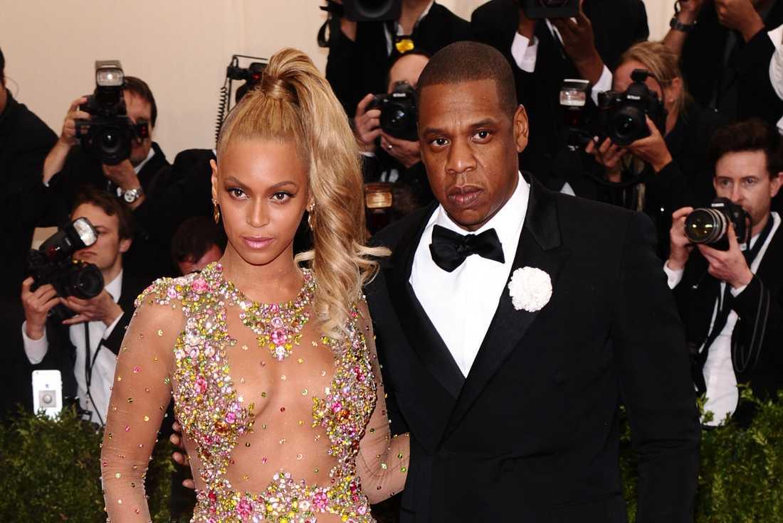 Beyoncé Knowles och Jay-Z blev inbjudna.