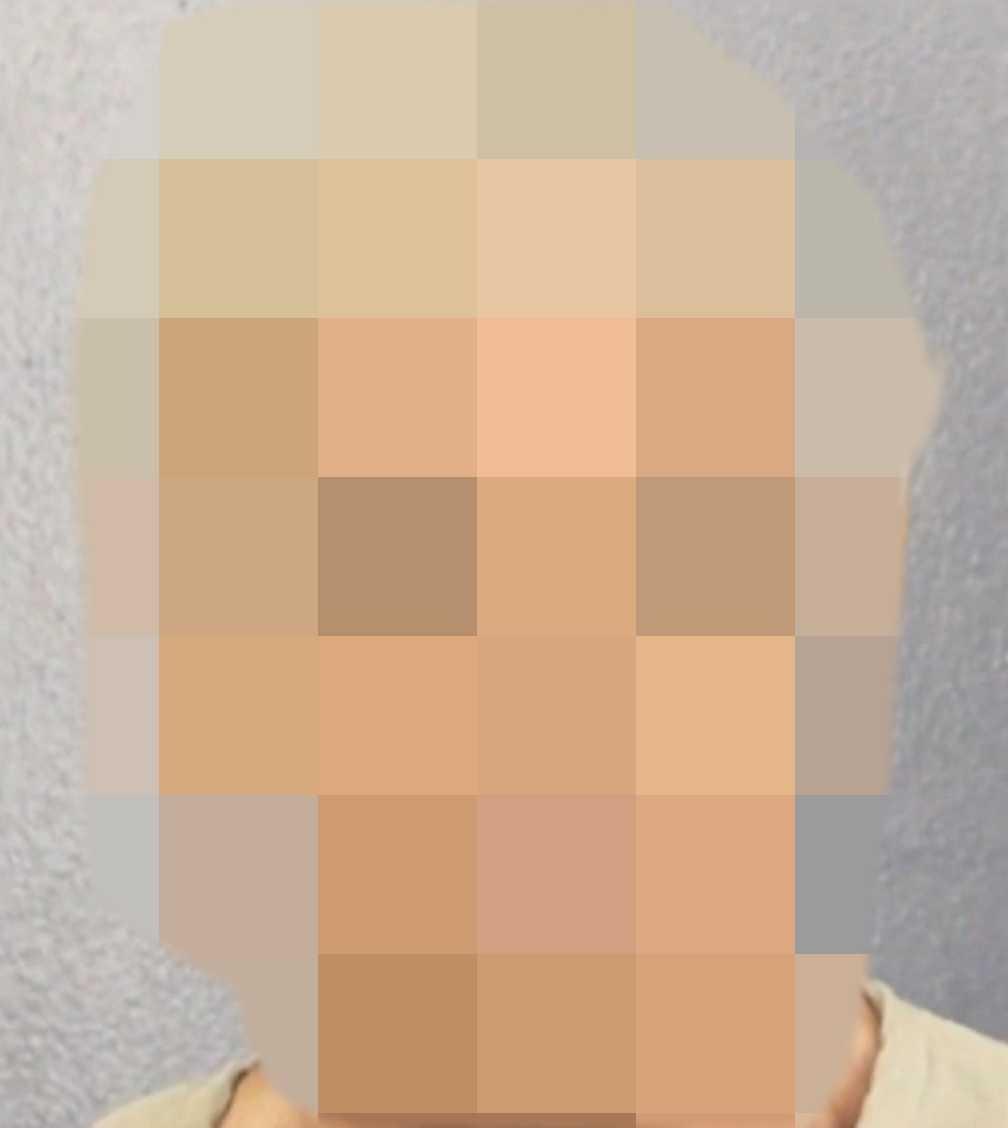Polisens bild av den gripne svenske tv-profilen.