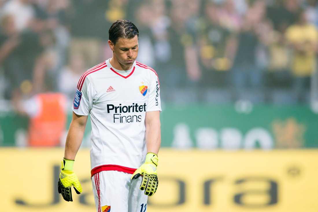 Målvakten Kenneth Höie spelar sitt tionde 08-derby och väntar fortfarande på första segern.