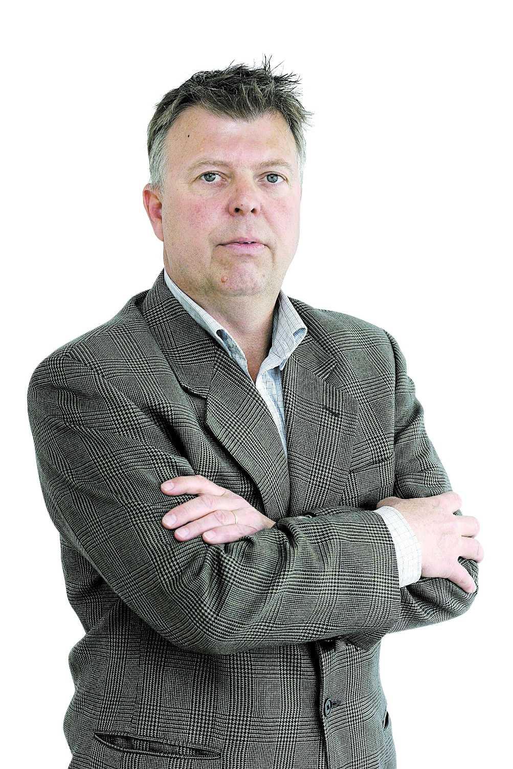 Wolfgang Hansson.