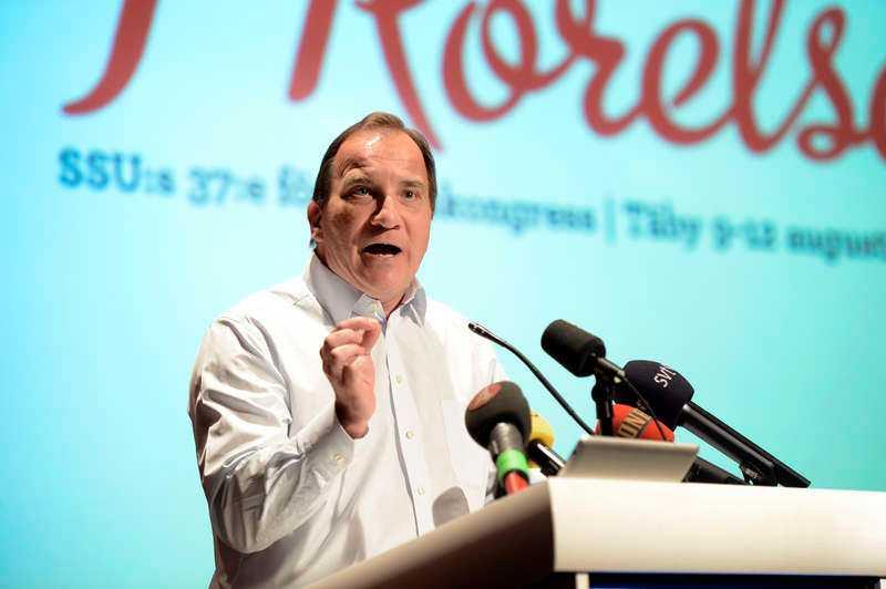 Stefan Löfven kritiserade i går kaoset på Arbetsförmedlingen och krävde att regeringen skulle kliva fram och ta ansvar.