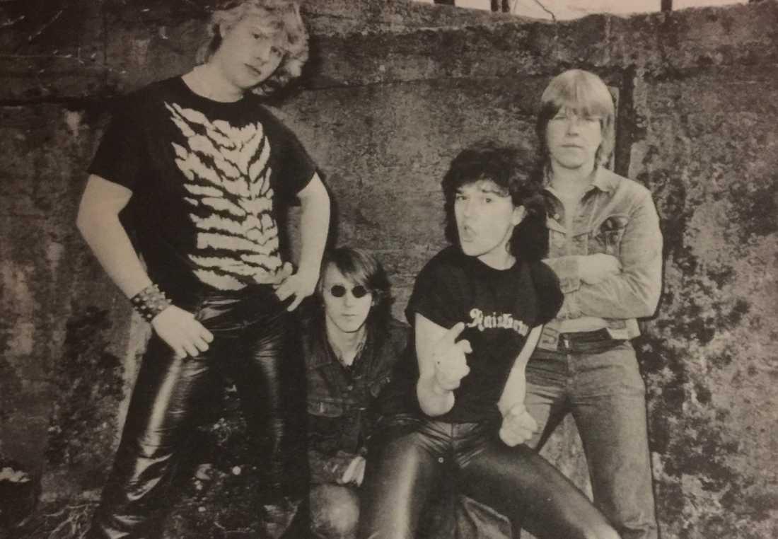 """Trazer är ett av banden på """"Jobcentre rejects vol 4: ultra rare FWOSHM 1978–1983"""", som lyfter fram tidig, förbisedd svensk hårdrock."""