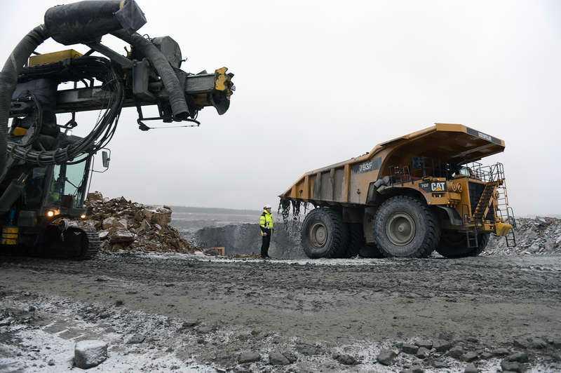 Northland Resources gruva i Pajala.