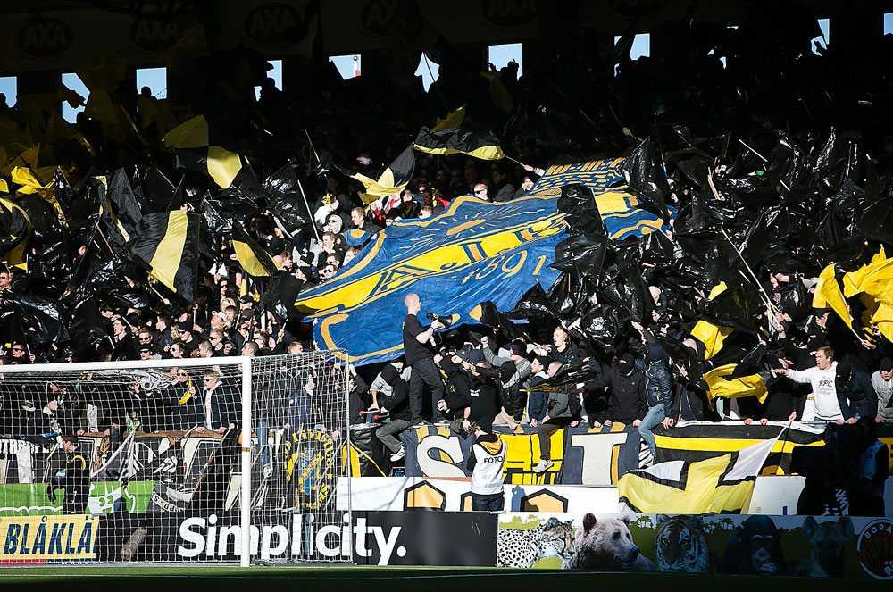Jagar revansch AIK-fansen vill visa Engelsmännen att det kan låta annorlunda på Friends arena.