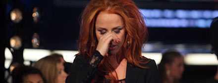 "Linda Pritchard åkte ur ""Idol""."