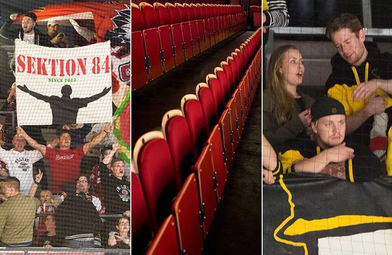 Frölunda, Brynäs, Skellefteå och LHC är alla positiva till att senarelägga hockeysäsongen för att få bättre publiksiffror.