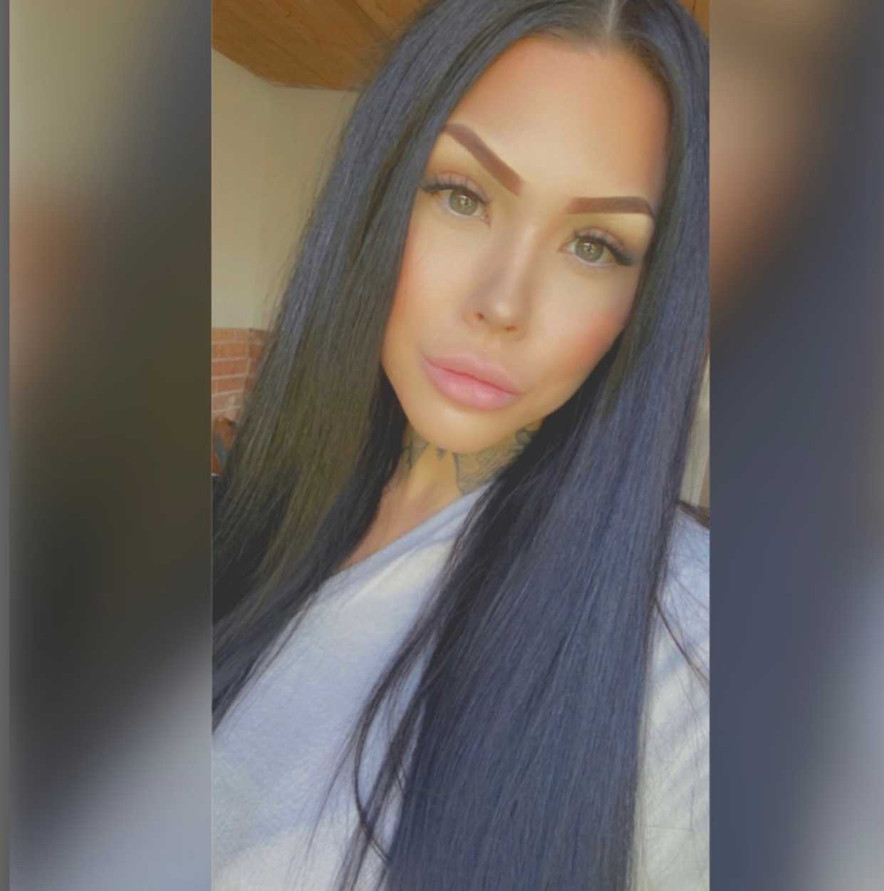 Bilden Ronja Jakobsson, 24, skickade med i sin jobbansökan.