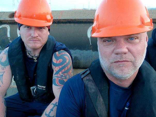 Daniel Bakke och Per-Åke Helgesson var på uppdrag av ett norskt säkerhetsföretag i Tunisien när de tillfångatogs.