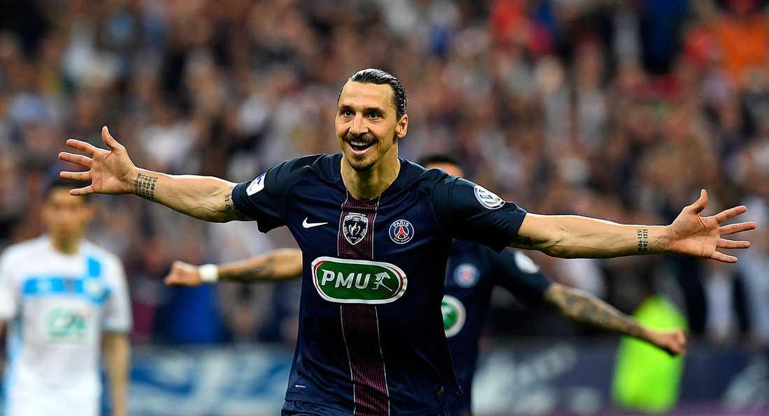 Zlatan har gjort sin sista match i PSG.