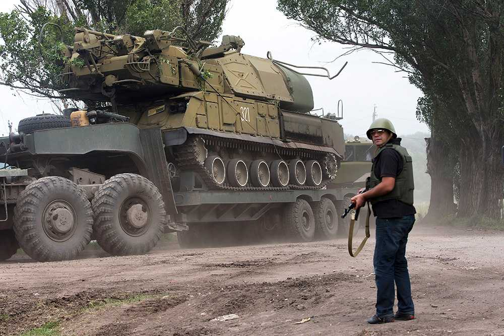 Fler och fler bevis läggs fram av USA för att det var proryska separatister som sköt ner Malaysia Arlines-planet över Ukraina. USA säger sig bland annat ha bevis för att Ryssland utbildar separatister.