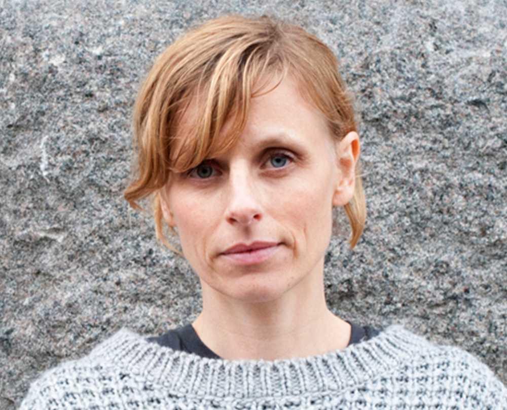 Marit Sahlström (född 1976). Foto: Helene Ringberg