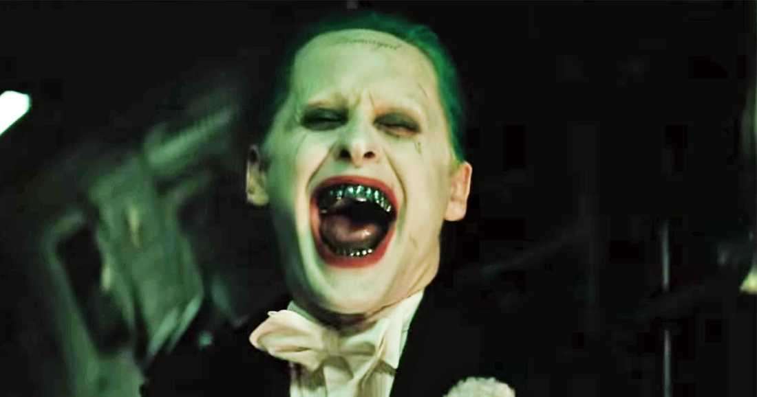 "Jared Leto som ""The Joker""."