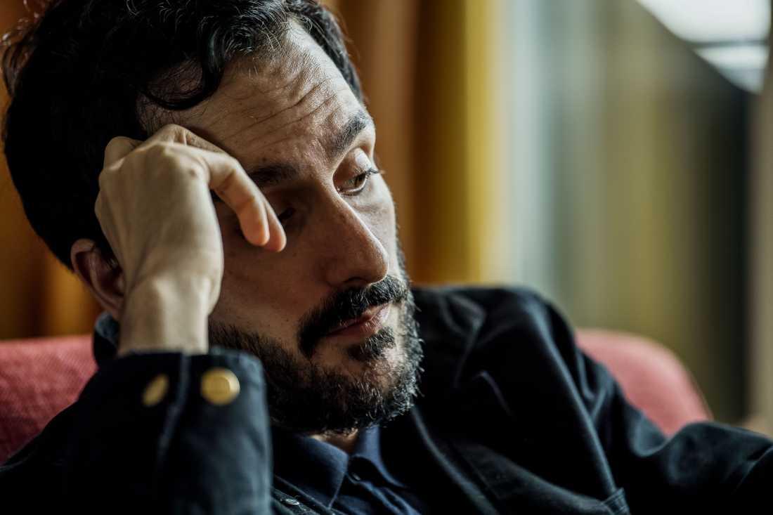 Filmens regissör Levan Akin.
