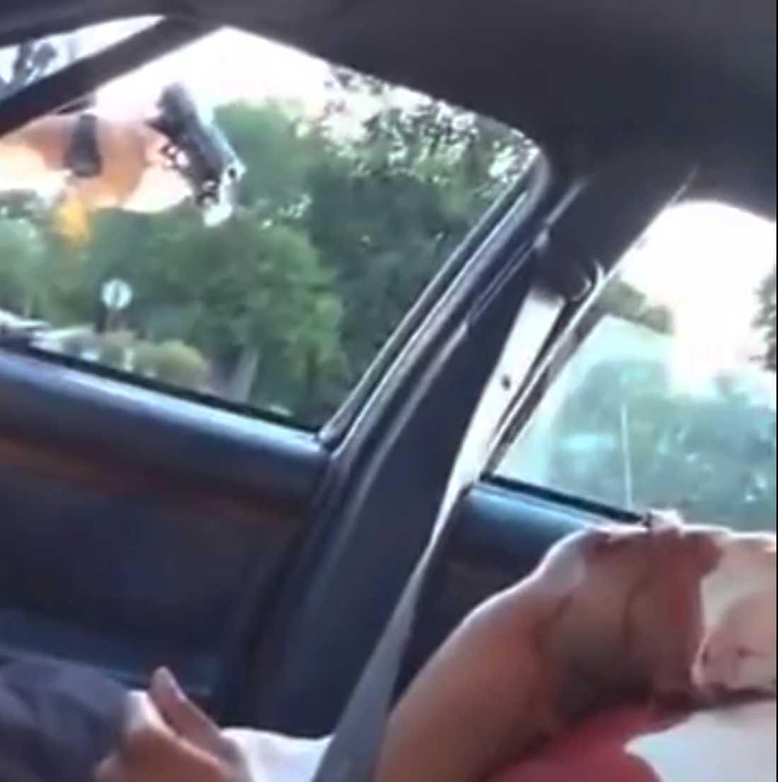 Philando Castile sköts med fyra skott.