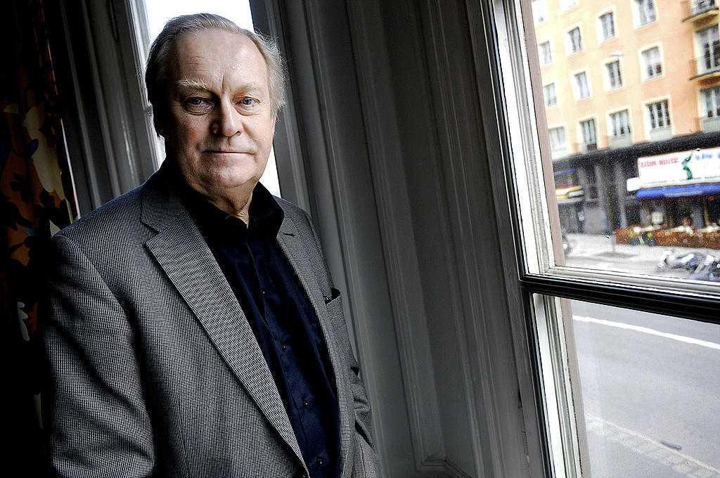 Sture Carlsson, vd för Kulturhuset Stadsteatern.