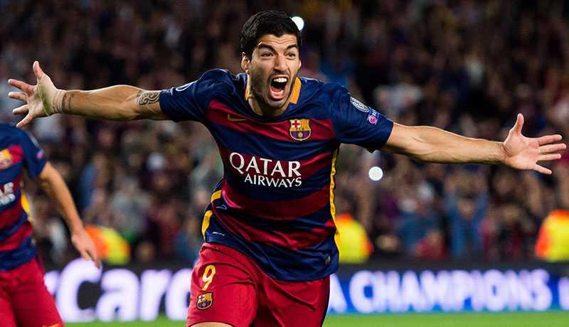 Suarez frälste Barça.