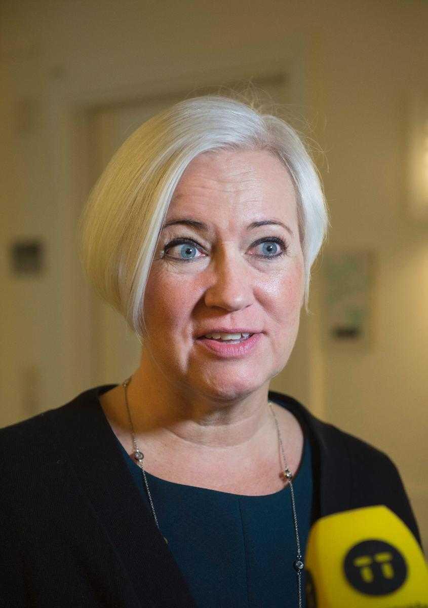 Acko Ankarberg Johansson, partisekreterare (KD):- Vi har en resa att göra för att lyfta våra siffror. Vi fortsätter att förbättra vår politik så att den svarar mot de utmaningar Sverige står inför.