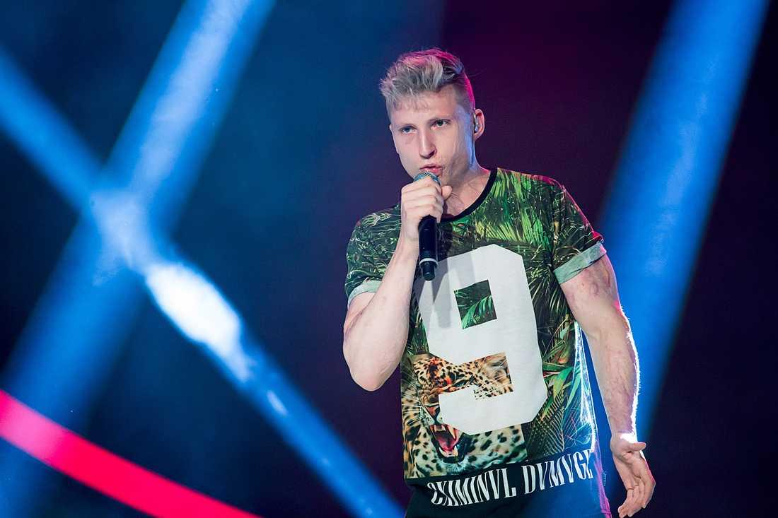 Axel Schylström.
