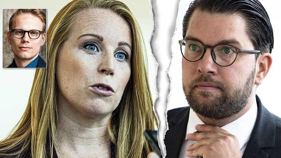 Om Annie Lööf på allvar vill stoppa högerpopulismen är det knappast rimligt att fortsätta propsa för nyliberala reformer som visat sig fungera som bensin på elden. Som att privatisera arbetsförmedlingen, genomföra gigantiska skattesänkningar eller luckra upp arbetsrätten, skriver Kalle Sundin.